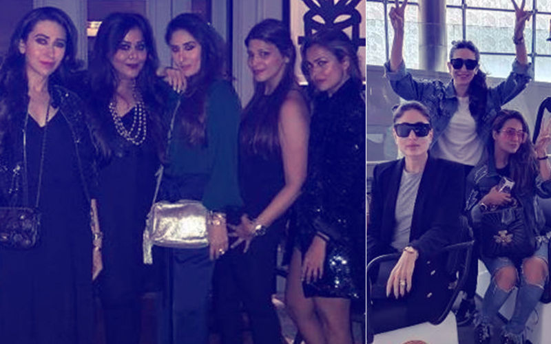Kareena Kapoor Khan & Her Girl Gang Have A Blast In Dubai, View Pics