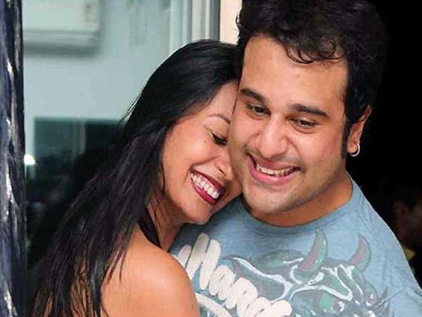 kashmeera shah hugging krushna abhishek