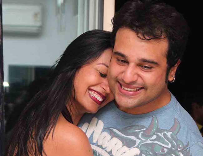 kashmera shah and krushna abhishek have become proud parents