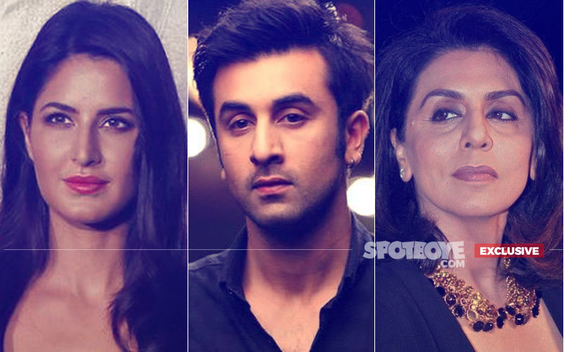 Did Katrina Avoid Her Ex-Lover Ranbir's Mom Neetu Kapoor?
