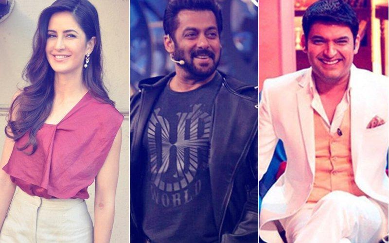 Katrina Kaif & Kapil Sharma Will Promote Their Films On Salman Khan's Bigg Boss 11?