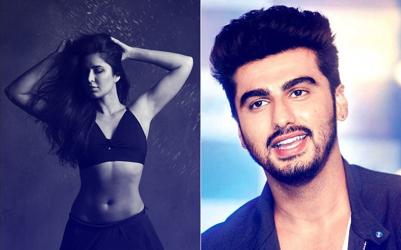 After The 'Dandruff' Comment, Katrina Kaif Receives Another Hilarious One From Arjun Kapoor...