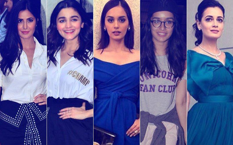 STUNNER OR BUMMER: Katrina Kaif, Alia Bhatt, Manushi Chhillar, Shraddha Kapoor Or Dia Mirza?