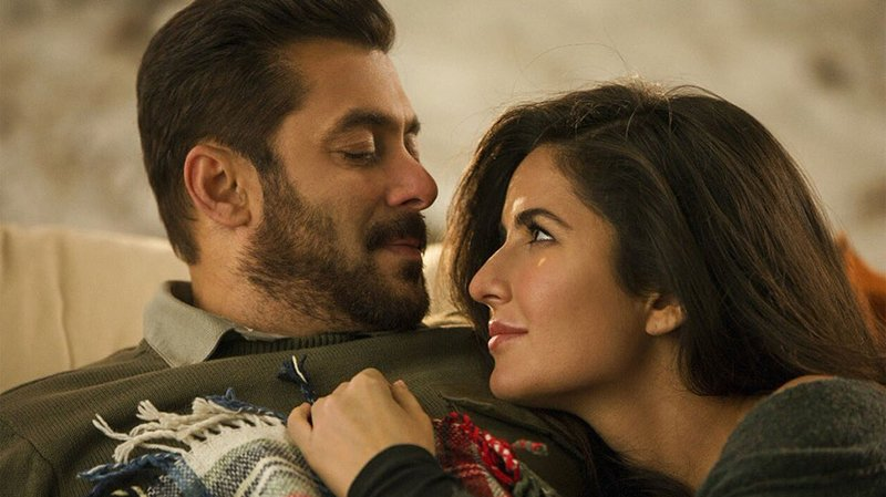 katrina kaif and salman khan in tiger zinda hai