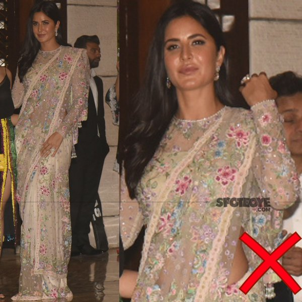 katrina kaif at ambanis bash