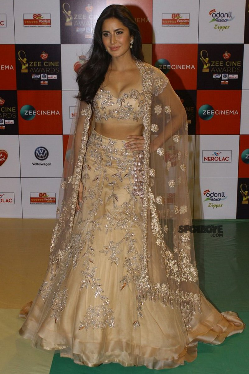 katrina kaif at zee cine awards