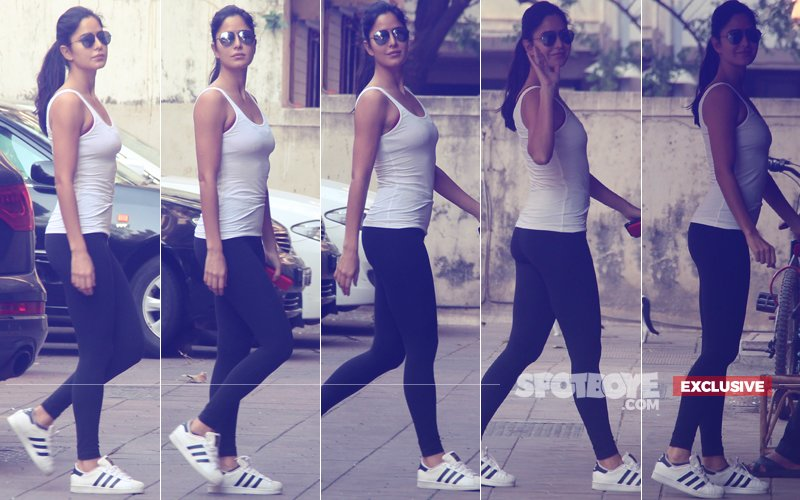 Pics: Katrina Kaif's Sunday Workout Game Is On Point