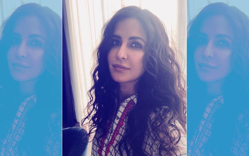 Katrina Kaif Unveils Her Sizzling New Look For Salman Khan's Bharat?