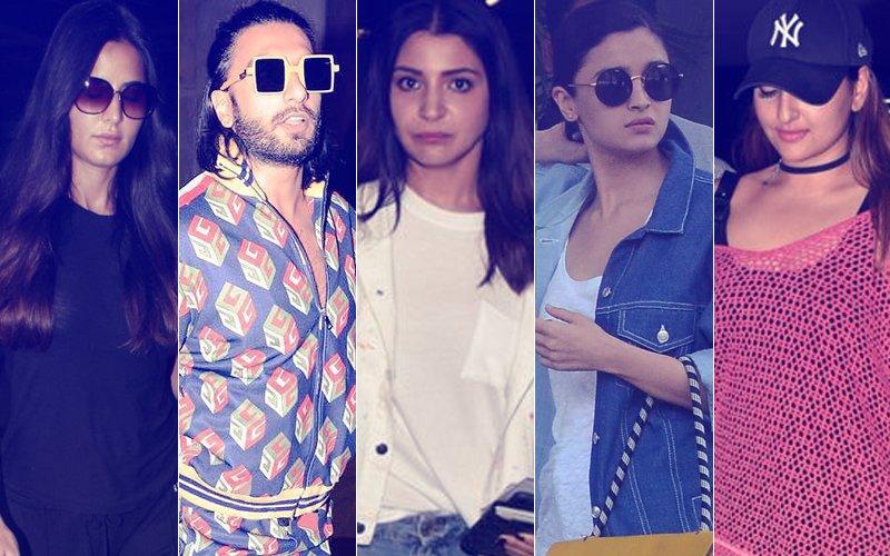 STUNNER OR BUMMER: Katrina Kaif, Ranveer Singh, Anushka Sharma, Alia Bhatt Or Sonakshi Sinha?