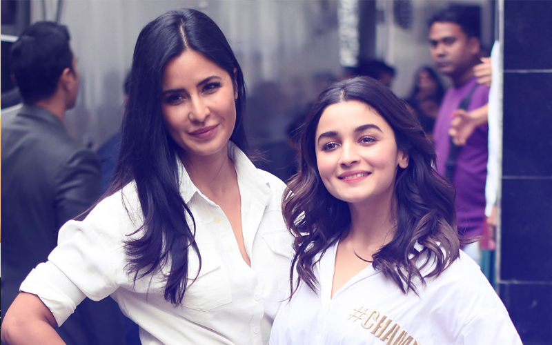 """Katrina Kaif Doesn't 'Like' Your Pictures Anymore,"" & Alia Bhatt Replies"
