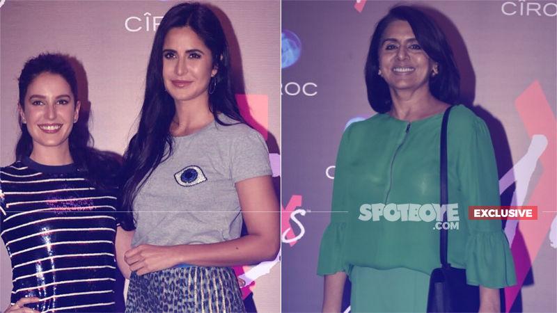 Did Katrina Kaif & Neetu Kapoor Time Their Entries To Avoid An Unpleasant Face-Off?