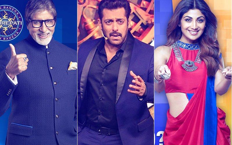 Reality Wins Over Fiction: Kaun Banega Crorepati 9, Bigg Boss 11 & Super Dancer 2 Shine