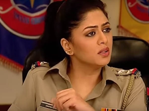 kavita kaushik in a still from fir
