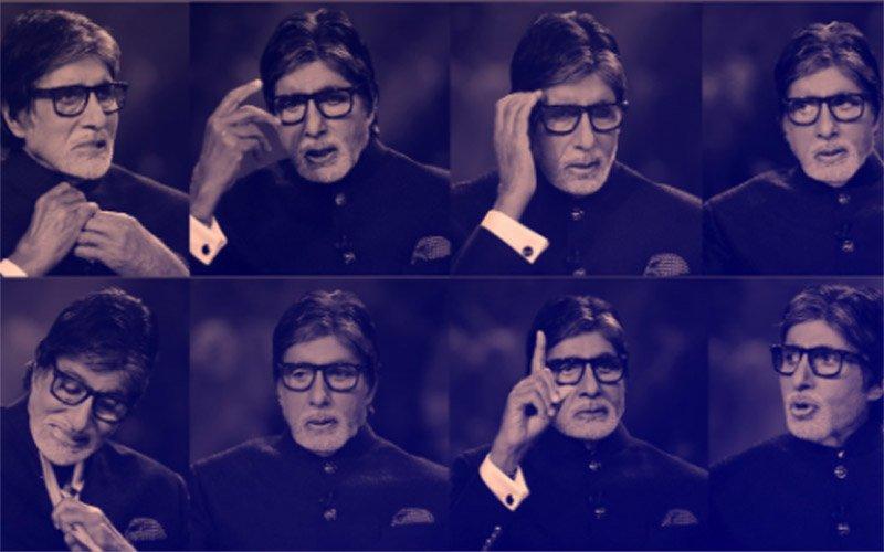 No Match For Amitabh Bachchan On Indian Television; Kaun Banega Crorepati Is STILL NO.1