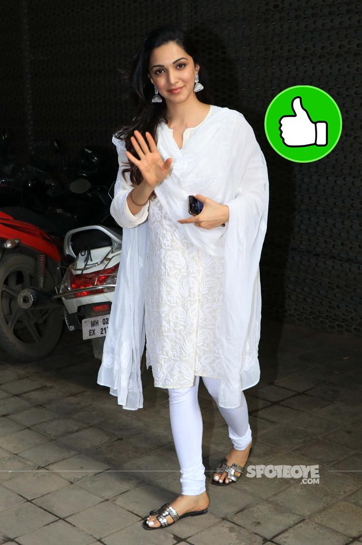 kiara advani snapped at dance class