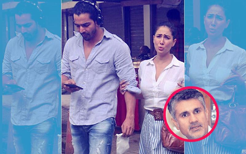 Kim Sharma Caught With New Lover Harshvardhan Rane In Juhu, Please Move Over Arjun Khanna