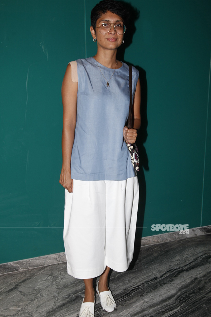kiran rao snapped at the bash