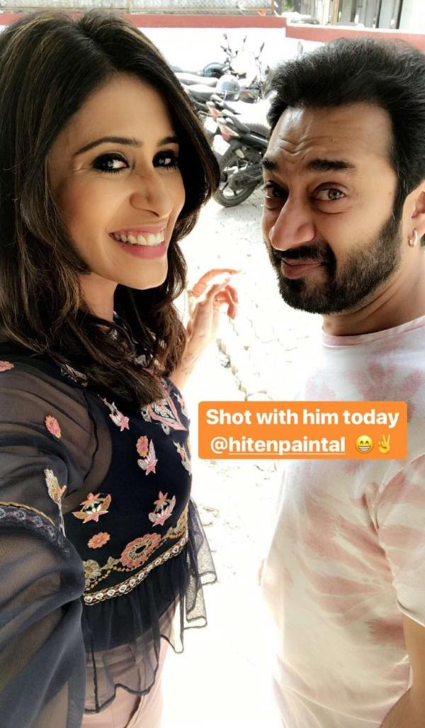 kishwer merchant hiten paintal back together after 9 years