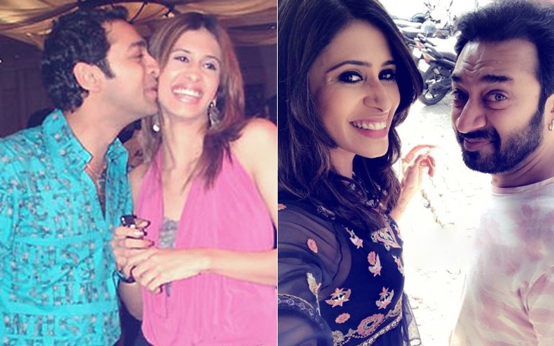 Ex-Lovers Kishwer Merchant & Hiten Paintal Spend Quality Time Together After 9 Years