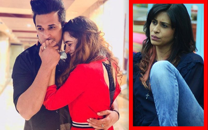 Is Kishwer Merchant UPSET With The News Of Prince Narula & Yuvika Chaudhary's Engagement? Read on...