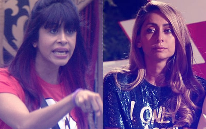 Kishwer Merchant Lashes Out At VJ Anusha Dandekar For Making Fun Of Her Friend's Indian Accent