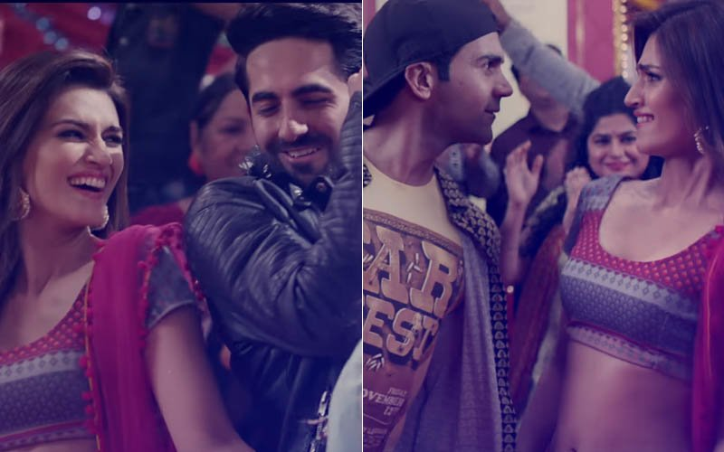 Catch The Peppy Track Sweety Tera Drama From Bareilly Ki Barfi Exclusively On 9XM On July 24 & 25
