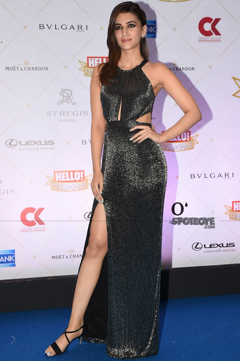 kriti sanon hello awards
