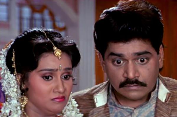 laxmikant berde and his wife priya berde