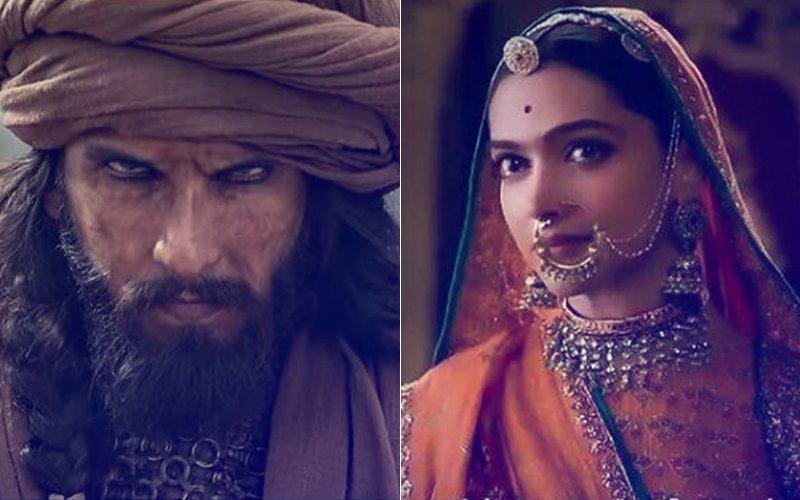 LEAKED! Deepika Padukone, Ranveer Singh & Shahid Kapoor's NEW Padmaavat Trailer