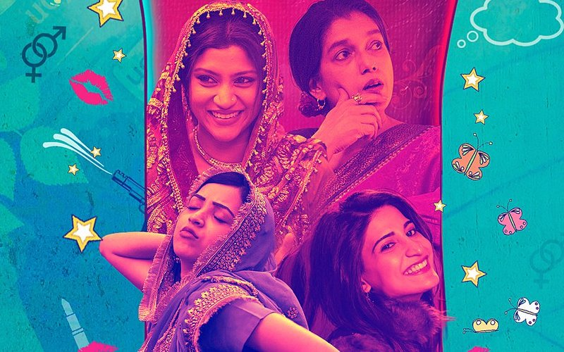 Team Lipstick Under My Burkha Talks About Intimate  Scenes, Tabboos And The Patriarchy