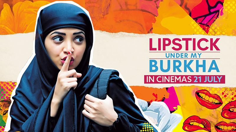 lipstick under my burkha