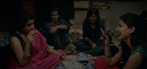 still from lipstick under my burkha