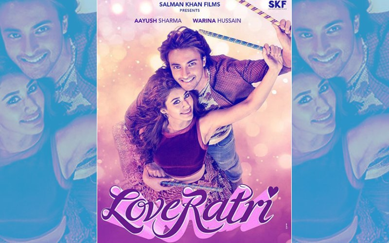 Love Ratri First Poster: Aayush Sharma & Warina Hussain's PERFECT Valentine's Day Gift!
