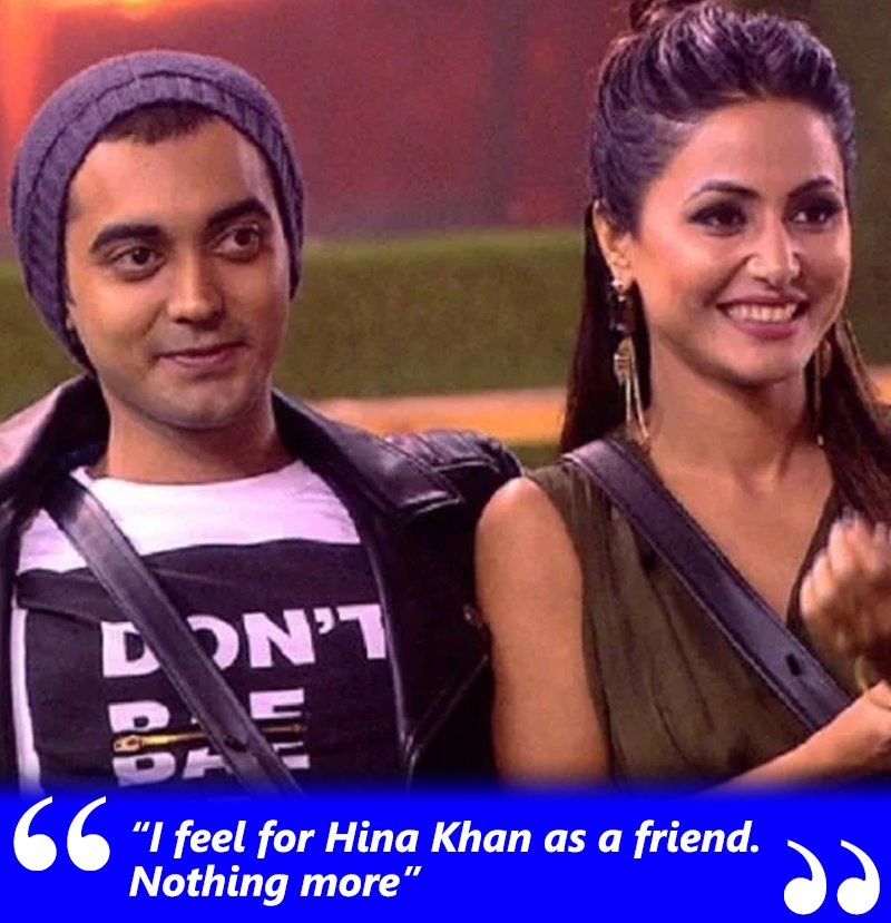 luv tyagi and hina khan