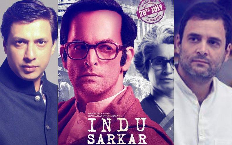 After Calling Upon Rahul Gandhi, Madhur Bhandarkar Gets Police Protection Amidst Indu Sarkar Controversy