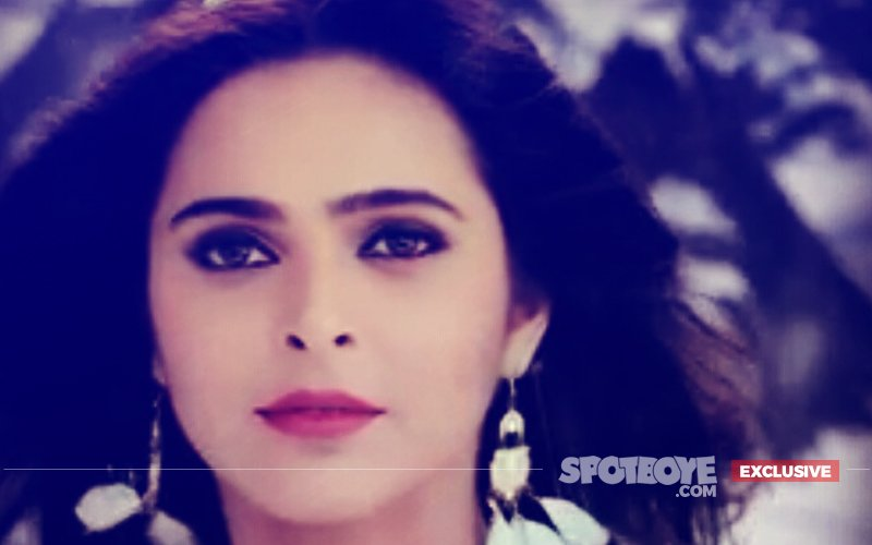 Here Is Madhurima Tuli's First Look From Ekta Kapoor's Chandrakanta