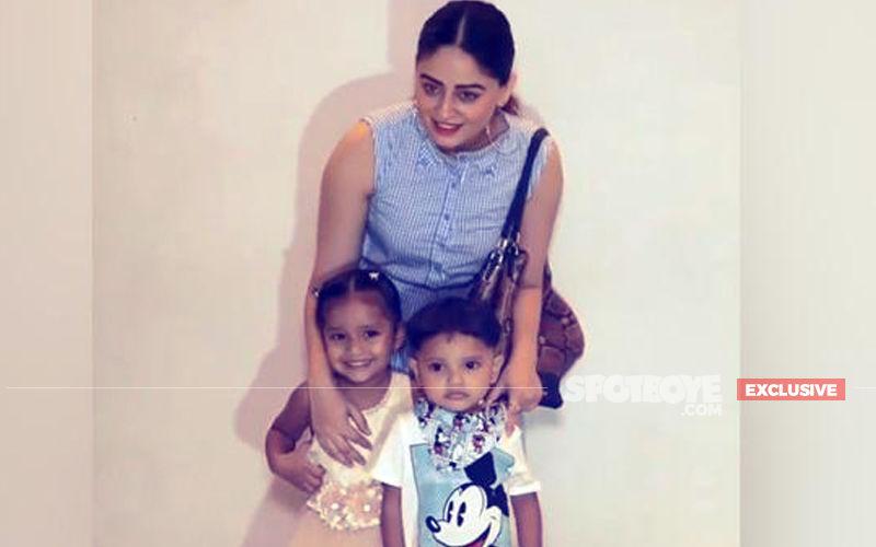 Mahhi Vij's Kids' Looks Criticised; Scum Behaviour On Social Media