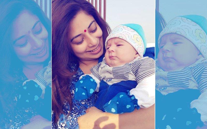 Balika Vadhu Actress Malini Kapoor Reveals Picture Of Her Son, Kiyan