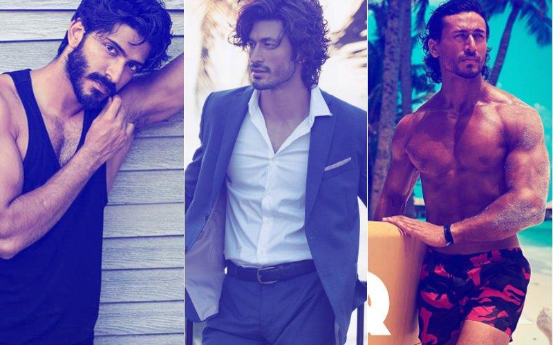 Man Crush Monday: Harshvardhan Kapoor, Vidyut Jammwal & Tiger Shroff Raise The Hotness Quotient