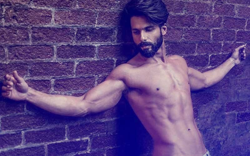 Man Crush Monday: Shahid Kapoor's Shirtless Picture Will Leave You Awestruck!