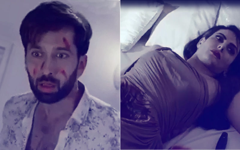 Mandana Karimi Joins Nakuul Mehta On Ishqbaaaz, Watch  The Mysterious Promo