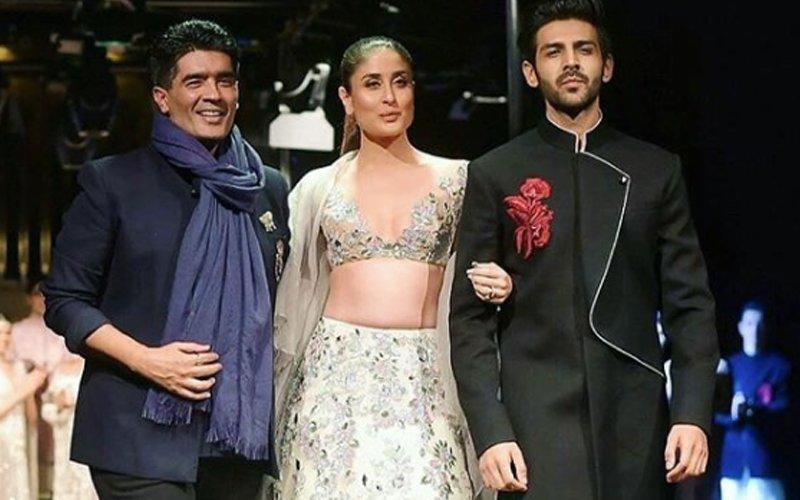 Watch: Kareena Kapoor & Kartik Aaryan Set The Stage On Fire