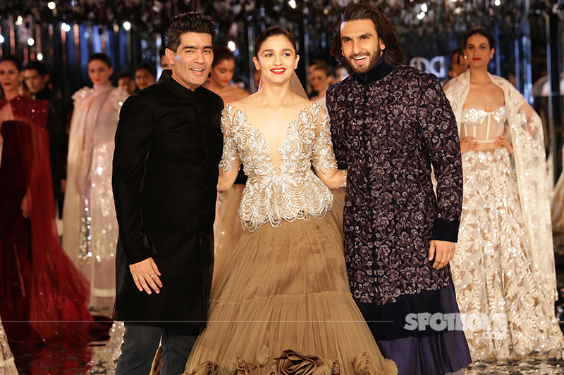 manish malhotra alia bhatt ranveer singh on ramp