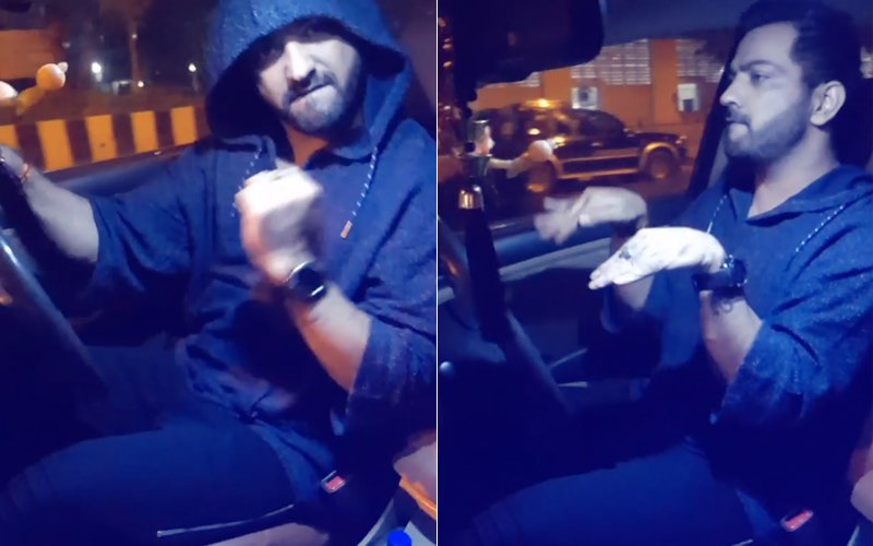 Big Mistake: Manu Punjabi Gets Trolled As He Dances On 'Galti Se Mistake' While Driving!
