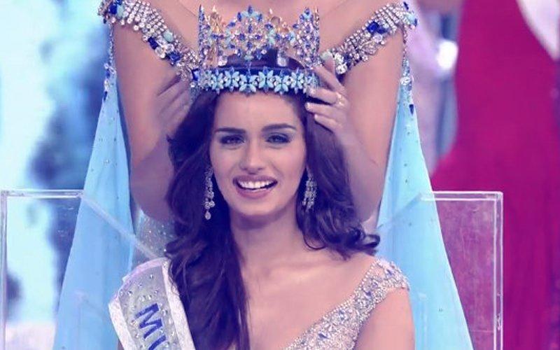 Has Miss World 2017 Manushi Chhillar Won Her Ticket To Bollywood?