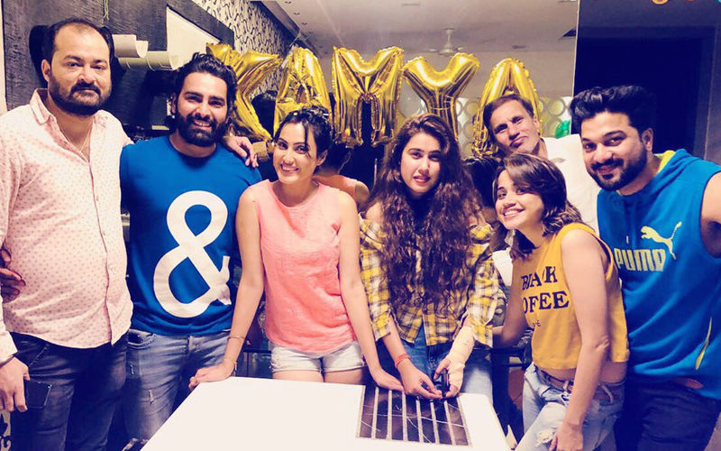 Manveer Gurjar's 'Bollywood Style' Birthday Wish For Kamya Punjabi
