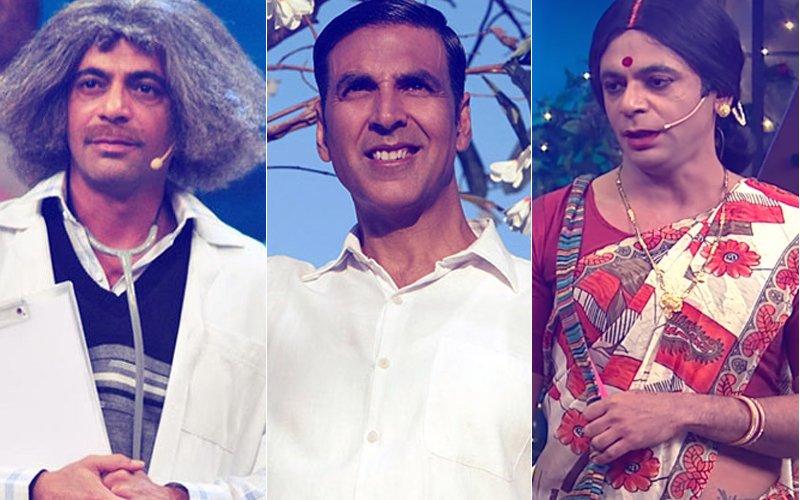 Sunil Grover RETURNS As Dr Mashoor Gulati & Rinku Bhabhi