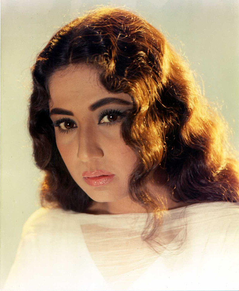 meena kumari was obsessed with with