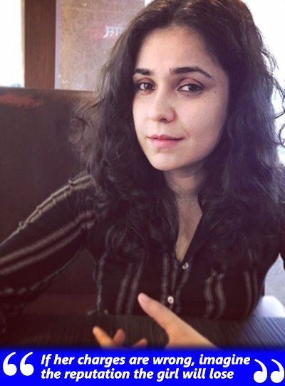 meher vij on the rape allegations against her brother