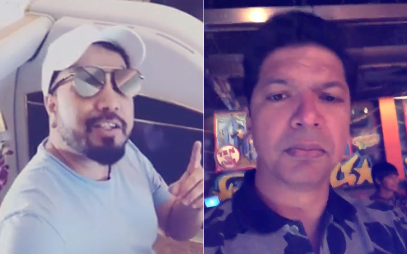 Mika Singh Gets Trolled For Booking The Entire Business Class On a Flight; Shaan Mocks Him Too